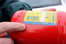Срок службы порошкового огнетушителя