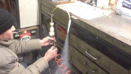 Генератор дыма для автомобиля своими руками