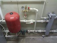 Как правильно установить группу безопасности на отопление
