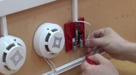 Как отключить пожарную сигнализацию в квартире