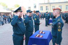 Реформа МЧС России снятие погон с пожарных