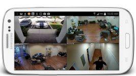 Как просматривать камеры видеонаблюдения через телефон