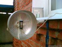 антенна для интернета на дачу своими руками