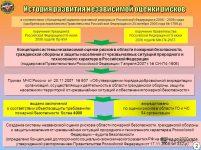 Независимая оценка пожарного риска приказ МЧС