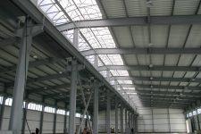 Световые фонари промышленных зданий