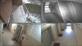 Установка видеокамер в подъезде жилого дома регламентация