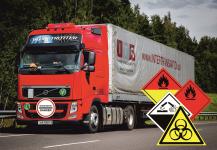 Перевозка особо опасных грузов автомобильным транспортом